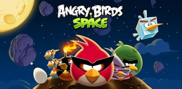 Angry Birds Space теперь и в BlackBerry PlayBook