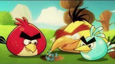 Мультсериал про Angry Birds