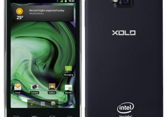 Lava Xolo X900 - первый смартфон от Intel
