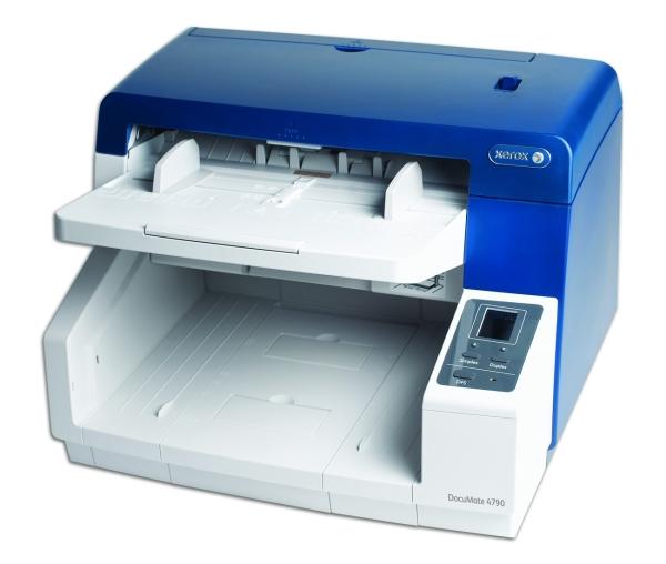 Дуплексный сканер Xerox DocuMate 4790