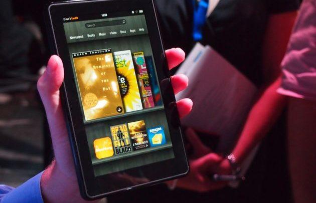 Kindle Fire бьет рекорды продаж