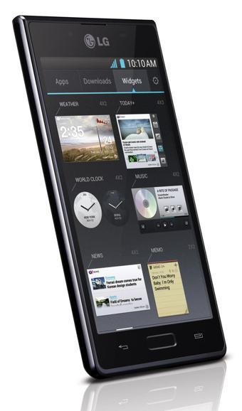 LG Optimus L7 в России
