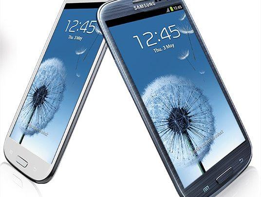 Samsung Galaxy S 3 в России