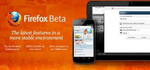 Firefox для Android получит Flash