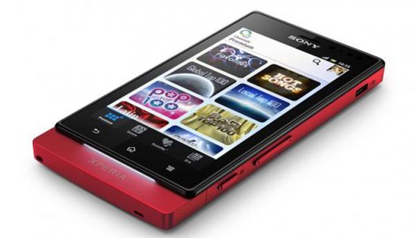 Sony Xperia Solo в России