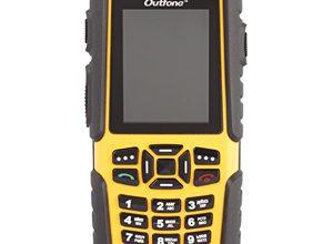 Бронебойный телефон Outfone BD351G