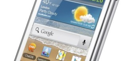 Вышел двухсимник Samsung Galaxy Ace DUOS