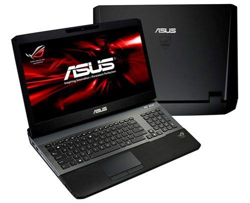 Новинки в линейке Republic of Gamers - ASUS ROG G75VW и G55VW