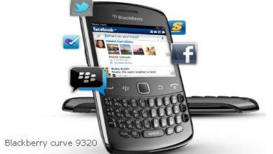 Релиз BlackBerry Curve 9320