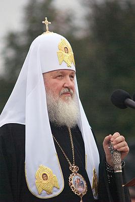 Патриарх Кирилл в фейсбуке