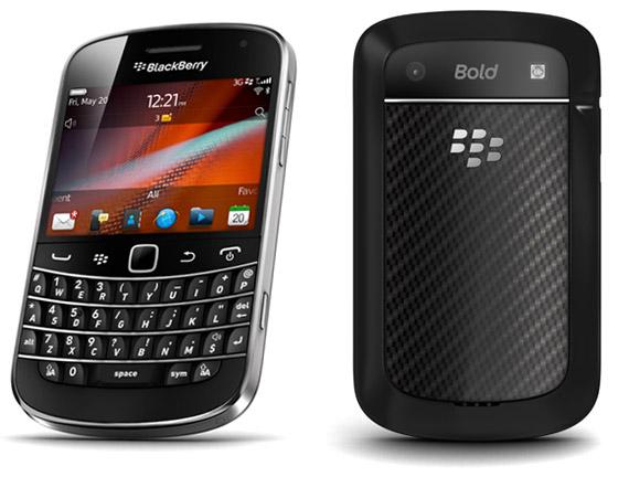 BlackBerry Bold 9900 в России