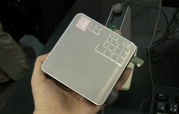 Маленький AMD LiveBox