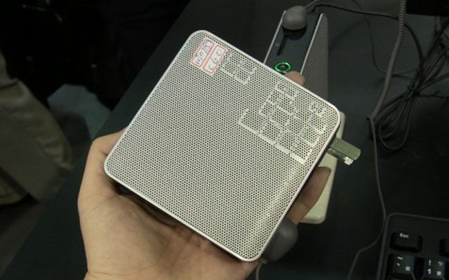 Маленький AMD LiveBox
