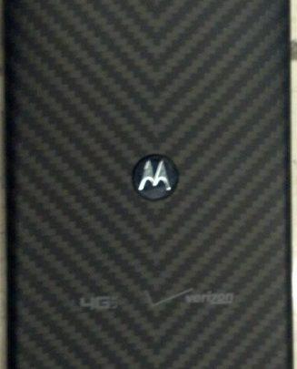 Первые фото Motorola DROID RAZR HD