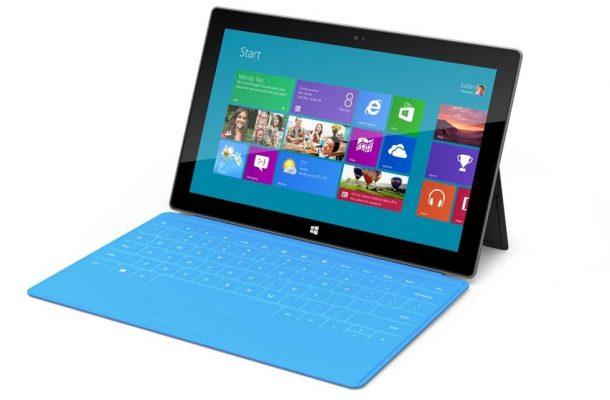 Microsoft выпускает собственные планшеты под маркой Surface