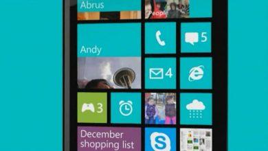 Microsoft представляет Windows Phone 8
