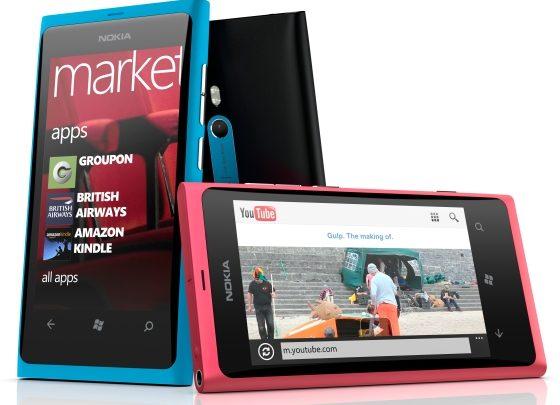 Пользователи Nokia Lumia 800 и Nokia Lumia 710 получат обновление уже на этой неделе