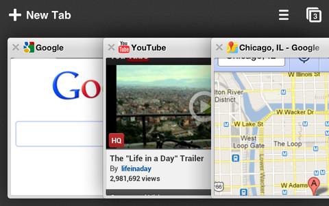 Google создает Chrome для iOS