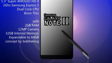 Samsung Galaxy Note 2 ждут осенью