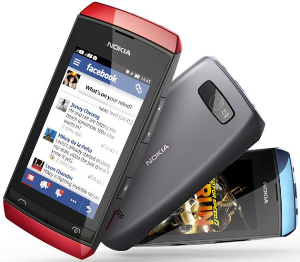 Бюджетные телефоны от Nokia - Asha 305, 306 и 311