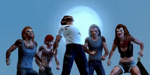 Вампиры появятся в Sims 3