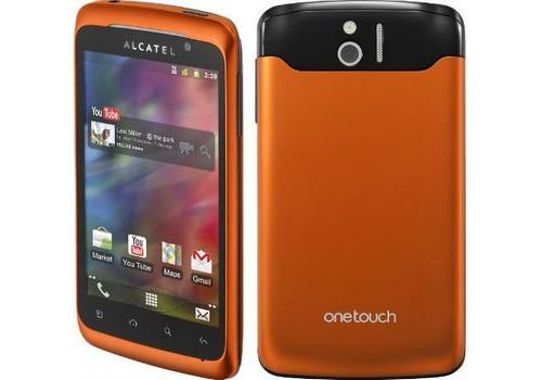 Alcatel One Touch 991 в салонах МТС