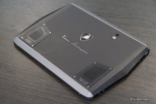 Новые смартфоны от Lamborghini