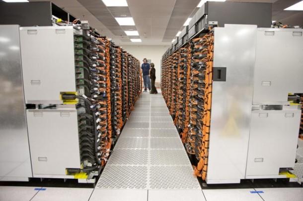 Самый мощный компьютер 2012