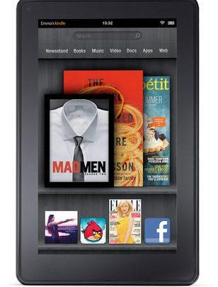 Обзор Amazon Kindle Fire