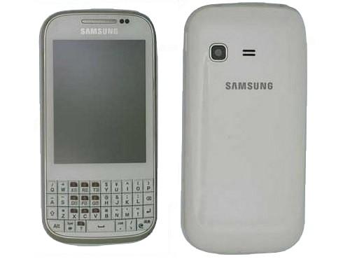 QWERTY смартфон от Samsung с Android 4.0 ICS