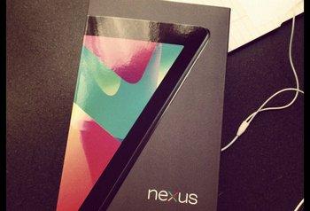 Google времено не принимает заказы на Nexus 7