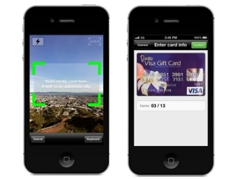 PayPal купила разработчика мобильного сканера банковских карт