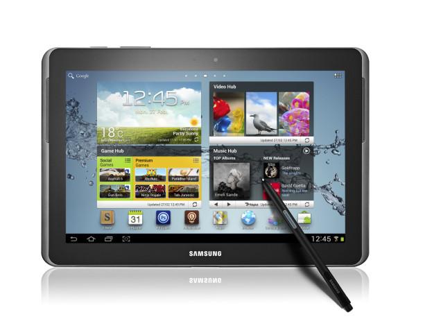 Обзор Samsung Galaxy Note 10.1