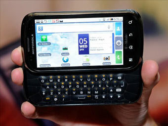 Google сокращает штат Motorola Mobility