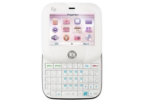 Новый смартфон Fly Swivel Q200i