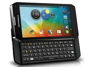 Motorola Photon Q - старый добрый слайдер