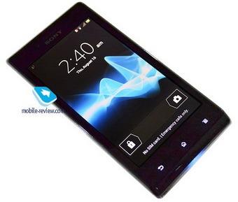 Вскоре состоится анонс Sony Xperia J (ST26i)