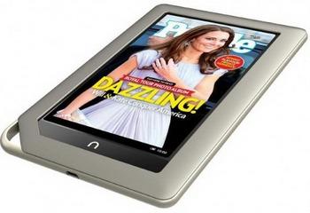 Barnes & Noble снижает цены на свои планшеты