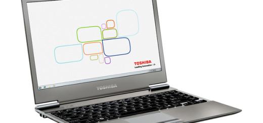 Обзор ультрабука Toshiba Portégé Z930-10Q