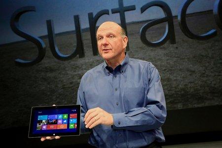 Microsoft Surface выйдет 26 октября