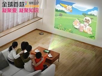 Китайцы анонсировали планшет с проектором