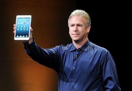 Apple официально представила iPad mini
