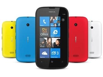 Nokia представила бюджетную версию Lumia