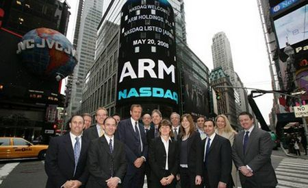 Прибыль ARM в третьем квартале превысила ожидания