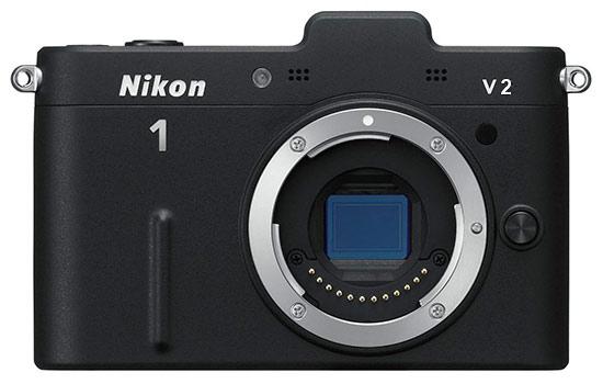 Новый беззеркальный Nikon 1 V2