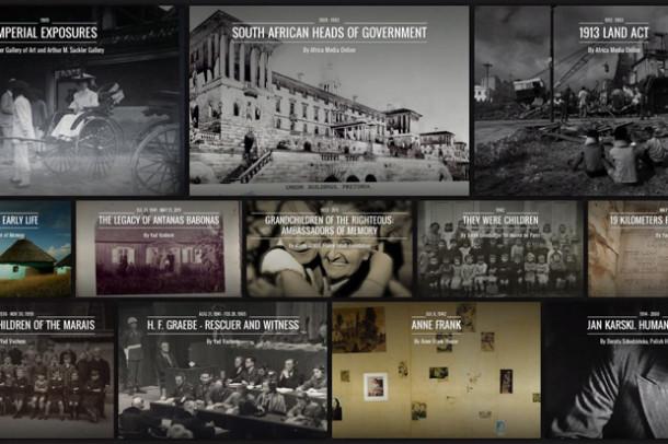 Cultural Institute – онлайн музей от Google