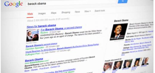 Google меняет дизайн страницы поисковой выдачи