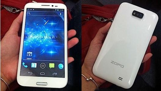 Zopo пополняет линейку 5,7-дюймовых смартфонов