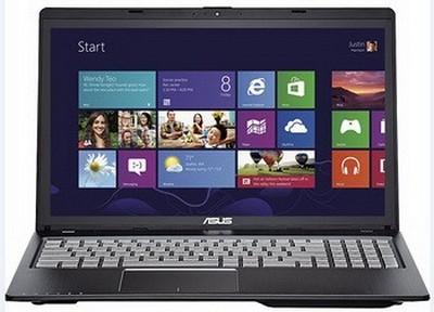 Сенсорный ноутбук ASUS Q500A вскоре появится в рознице