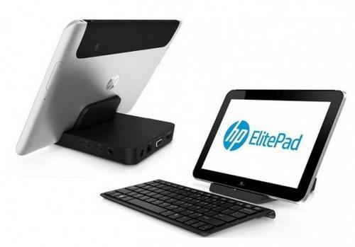 ElitePad 900 от HP доступен для предзаказа